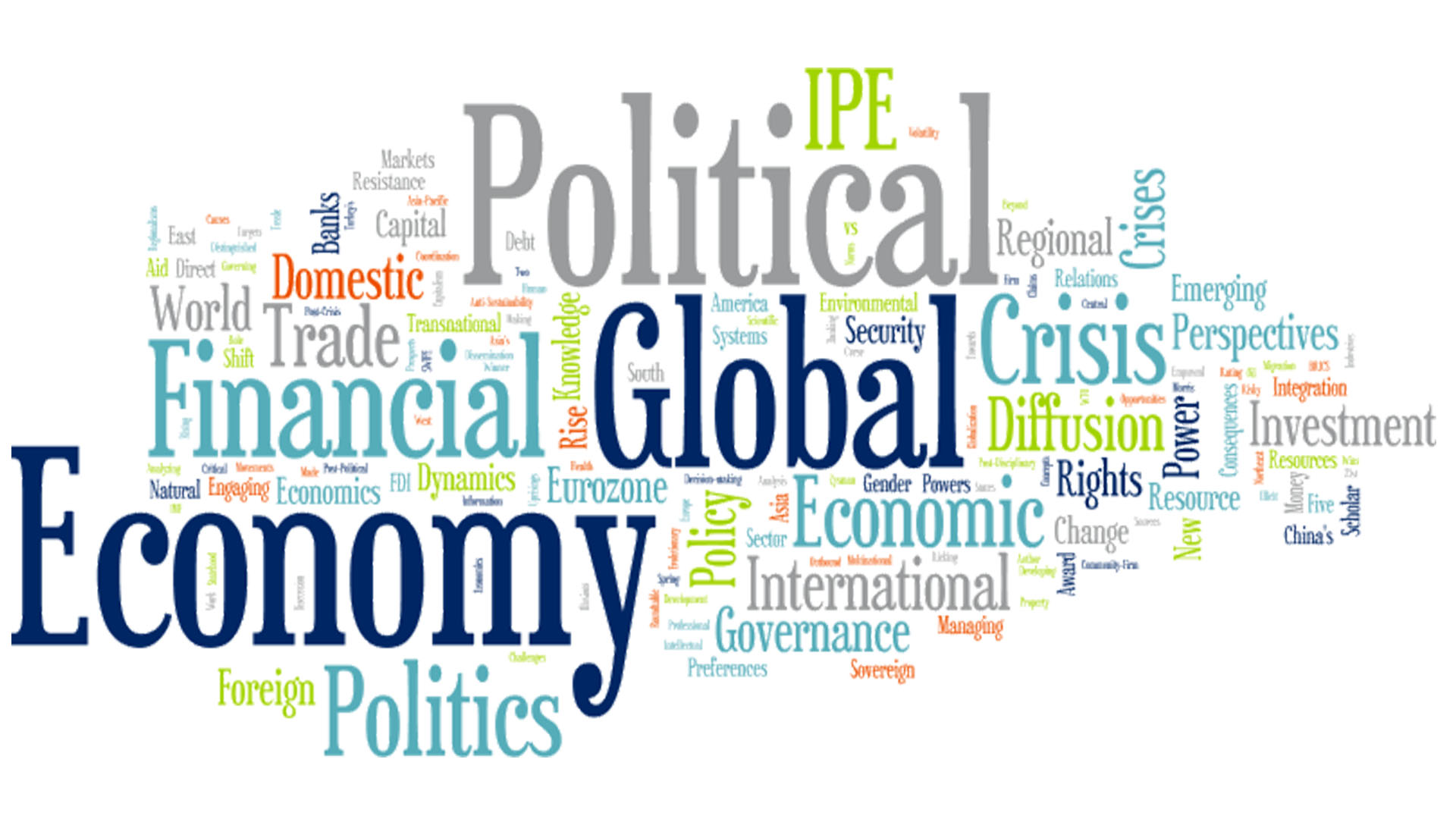 economic policy and the global environment essay